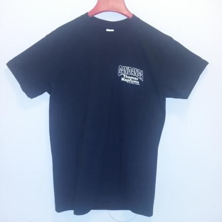 Mukanya T-shirt front 20.00 size  X,L,XL